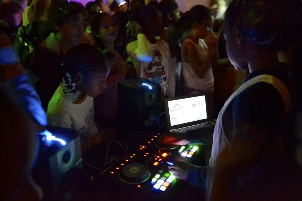 Avenue DJs' First Gig a Smash Success
